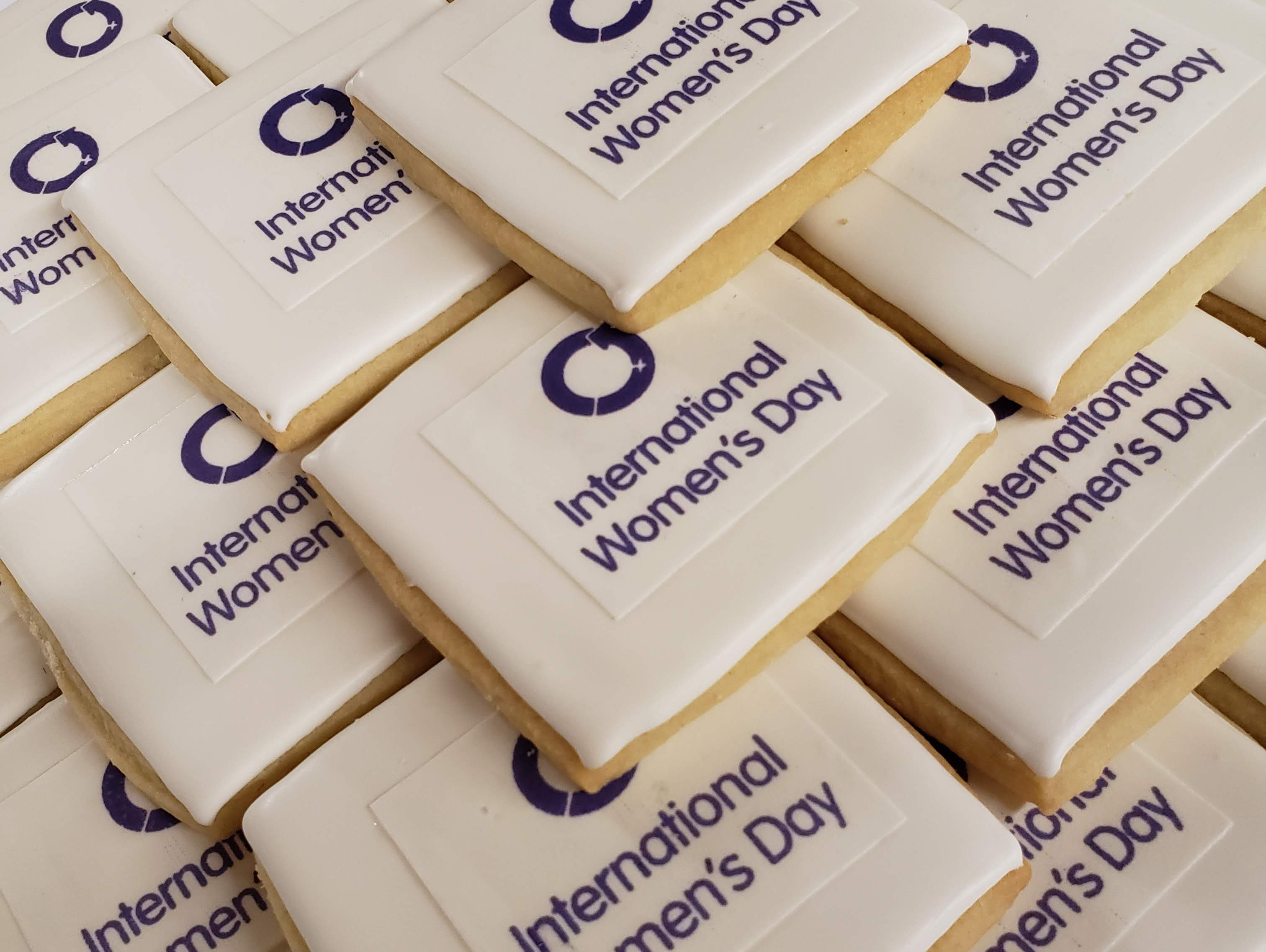 International Womens Day Cookies