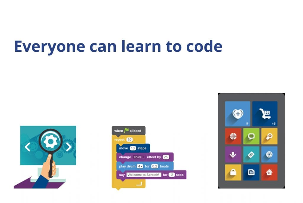 Everyone Can Learn to Code
