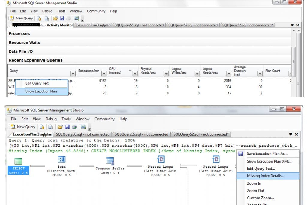 Using-SQL-Server-Management-Studio-to-find-missing-indexes