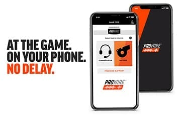 Prowire Mobile Phone App